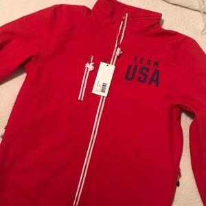 Men's Team USA Jacket NWT
